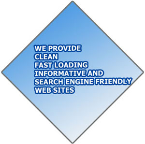 Ordering from our web design company, you get clean, fast loading, informative and Search Engine friendly website designs.